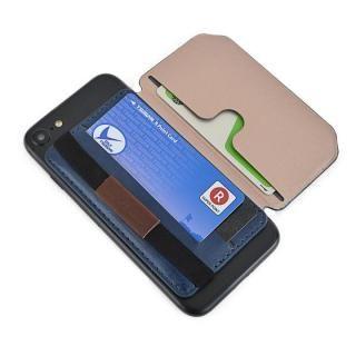 Back Card Pocket バックカードポケット オレンジ_5