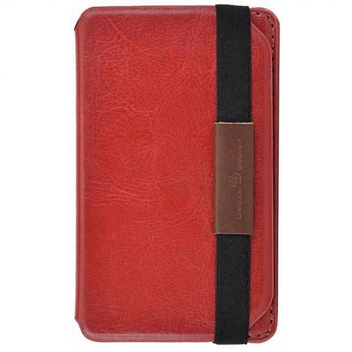 Back Card Pocket バックカードポケット レッド_0