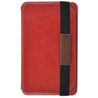 Back Card Pocket バックカードポケット レッド
