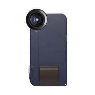 【iPhone Xケース】SNAP! X Photographer Set(iPhone X用ケース ネイビー + プレミアムHDワイドレンズ)_1