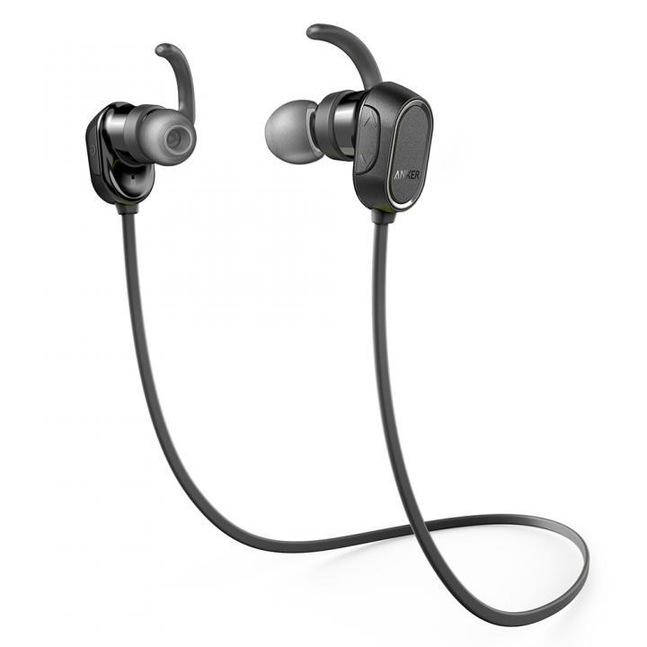 Anker SoundBuds Sport  Bluetooth ネックバンド イヤホン ブラック_0