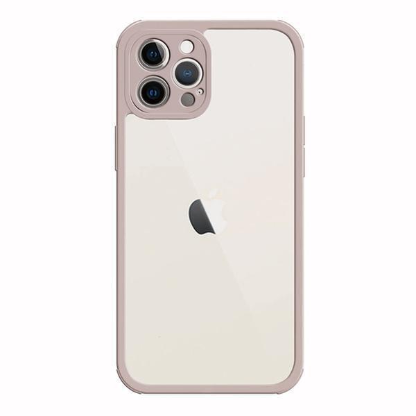 Hash feat. 360°ウルトラプロテクトライト ラベンダー iPhone 12 Pro Max_0