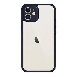 iPhone 12 / iPhone 12 Pro (6.1インチ) ケース Hash feat. 360°ウルトラプロテクトライト ネイビー iPhone 12/iPhone 12 Pro【5月中旬】