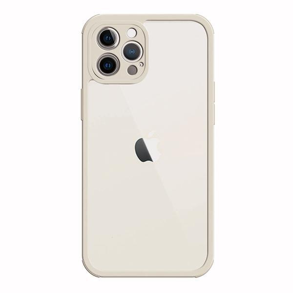 Hash feat. 360°ウルトラプロテクトライト ホワイト iPhone 12 Pro Max_0