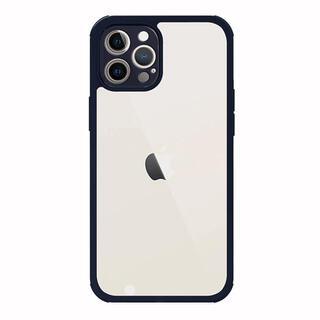 iPhone 12 Pro Max (6.7インチ) ケース Hash feat. 360°ウルトラプロテクトライト ネイビー iPhone 12 Pro Max【3月下旬】
