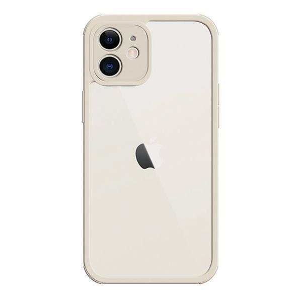Hash feat. 360°ウルトラプロテクトライト ホワイト iPhone 12/iPhone 12 Pro_0