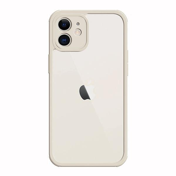Hash feat. 360°ウルトラプロテクトライト ホワイト iPhone 12 mini_0