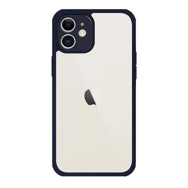 Hash feat. 360°ウルトラプロテクトライト ネイビー iPhone 12/iPhone 12 Pro_0