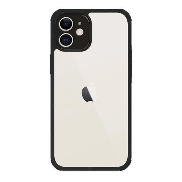 Hash feat. 360°ウルトラプロテクトライト ブラック iPhone 12/iPhone 12 Pro_0