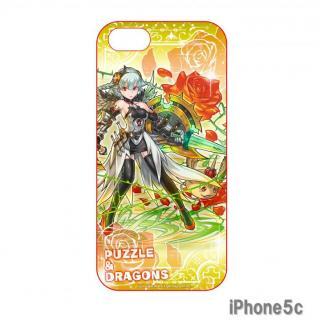 第2回パズドラ総選挙 iPhone5c 薔薇戦姫・グレイスヴァルキリー