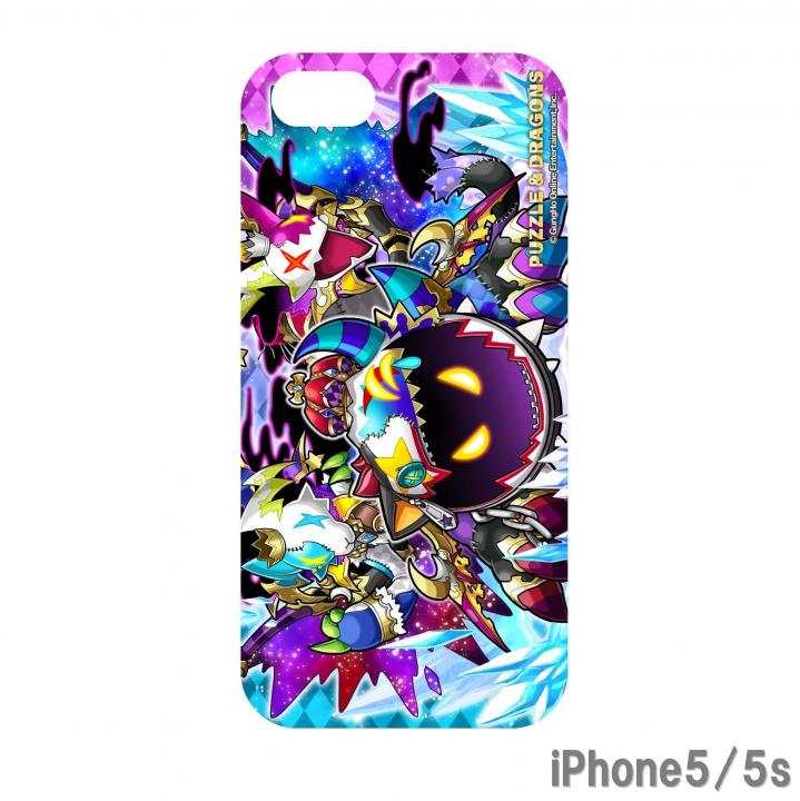 iPhone SE/5s/5 第2回パズドラ総選挙 iPhone SE/5s/5 道化龍・ドラウンジョーカー_0