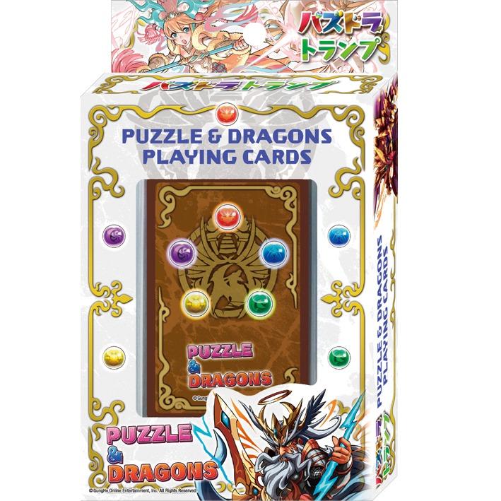 パズドラ トランプ プレイングカード