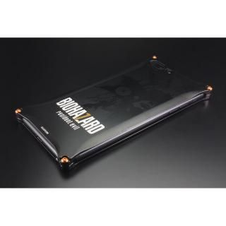 BIOHAZARD×GILDdesign ソリッドケース ブラック iPhone 8 Plus/7 Plus