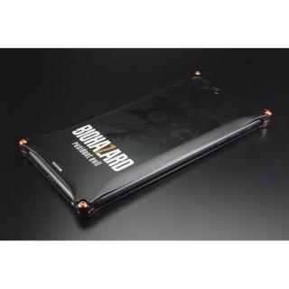 [2018新生活応援特価]BIOHAZARD×GILDdesign ソリッドケース ブラック iPhone 8 Plus/7 Plus