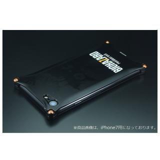 iPhone8/7 ケース BIOHAZARD×GILDdesign ソリッドケース ブラック iPhone 8/7