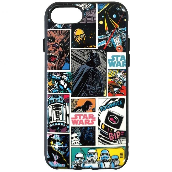 iPhone8/7/6s/6 ケース STAR WARS IIII fitR コミック・カラー iPhone 8/7/6s/6_0