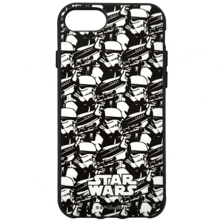 iPhone8/7/6s/6 ケース STAR WARS IIII fitR ストームトルーパー iPhone 8/7/6s/6_0