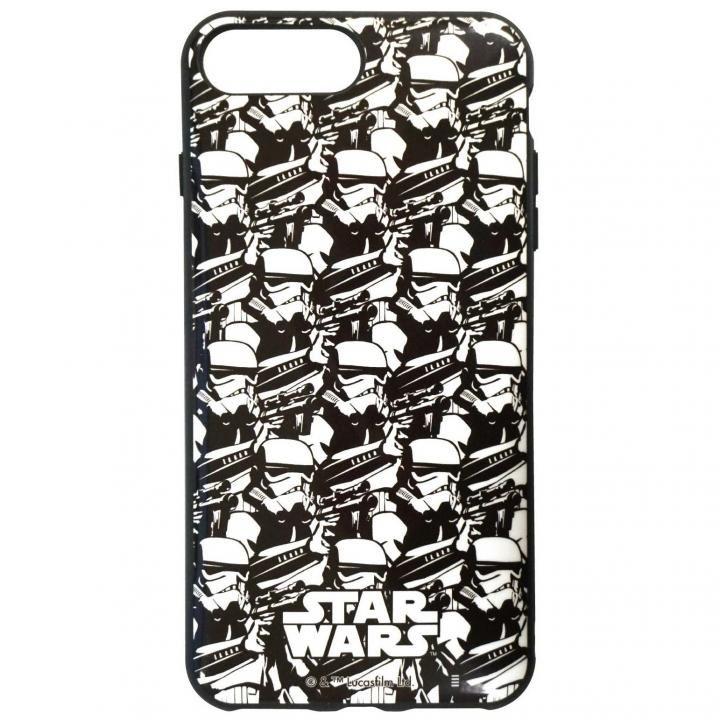 iPhone8 Plus/7 Plus ケース STAR WARS IIII fitR ストームトルーパー iPhone 8 Plus/7 Plus/6s Plus/6 Plus_0