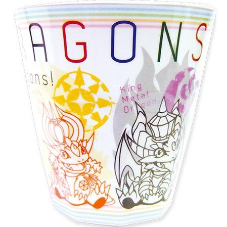 パズドラ メラミンカップ キングドラゴンシリーズ