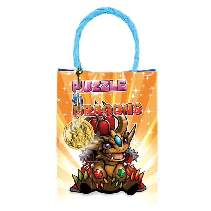 パズドラ プチギフト ソフトチョコレート8個入り キングゴールドドラゴン_0