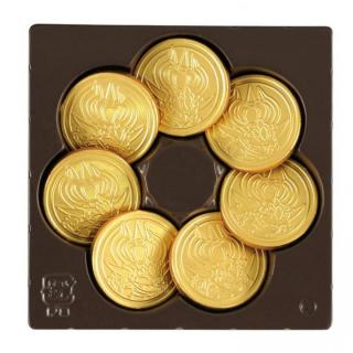 パズドラ コインギフト コイン型チョコ37g入り_2