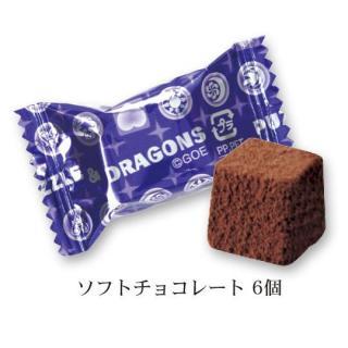 パズドラ チョコポット ソフトチョコレート6個入り_1