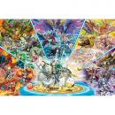 【1000ピース】 ジグソーパズル 「天空の神と竜」 パズドラ