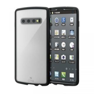 Galaxy S10 TOUGH SLIM LITE クリア