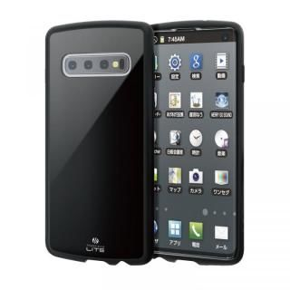 Galaxy S10 TOUGH SLIM LITE ブラック