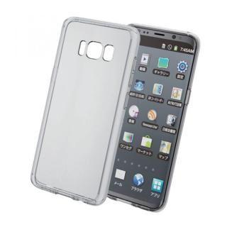 Galaxy S8 ハイブリッドケース 極み クリア