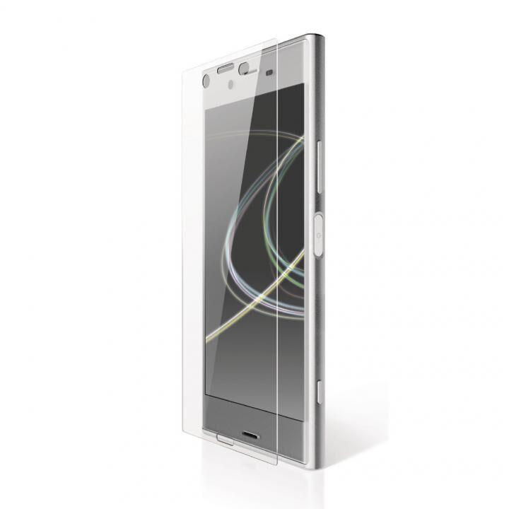 Xperia XZ Premium(SO-04J) 保護フィルム 防指紋 反射防止_0