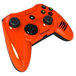 MFi認証ゲームパット Micro C.T.R.L.i Mobile オレンジ