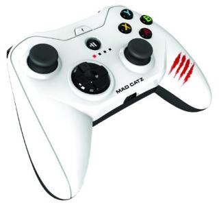 MFi認証ゲームパット Micro C.T.R.L.i Mobile ホワイト