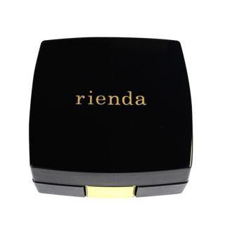 [4200mAh]rienda×コンパクトモバイルバッテリー 「COSMETICK」 リッチブラック【10月下旬】