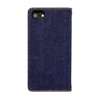 【iPhone8/7/6s/6ケース】RODEOCROWNS スタースタッズ 手帳型ケース デニム iPhone 8/7/6s/6_1