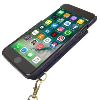 【iPhone8/7/6s/6ケース】RODEOCROWNS スタースタッズ 背面ケース デニム iPhone 8/7/6s/6_1