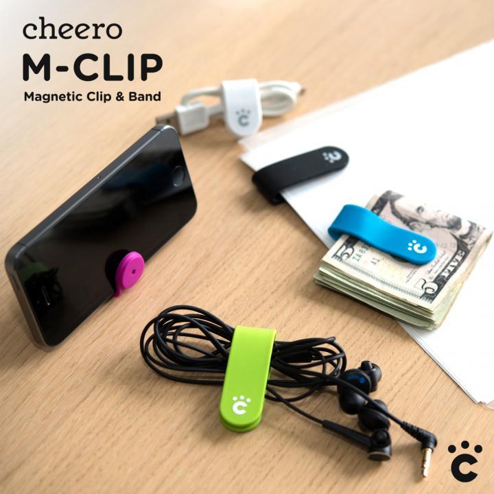 cheero 万能クリップ M-CLIP