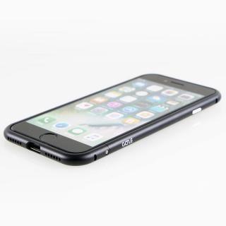 【iPhone7ケース】アルミバンパー Round Fit マットブラック iPhone 7_2