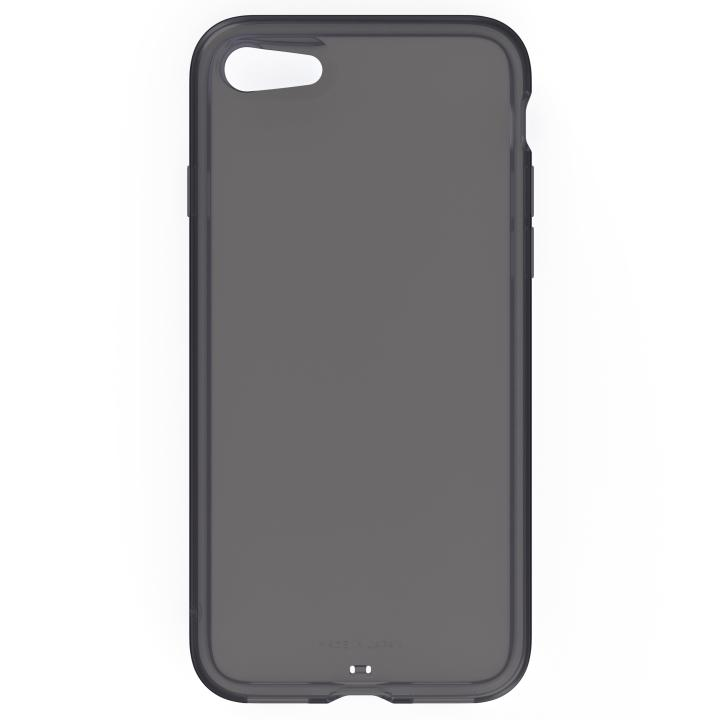 AndMesh プレーンケース クリアブラック iPhone 7
