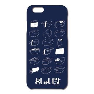 【iPhone6s/6ケース】おしゅしだよのハードケース iPhone 6s/6用