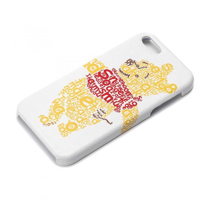 iPhone SE/5s/5 ケース ディズニー iPhone SE/5s/5用 レザーハードケース くまのプーさん_0