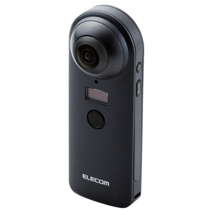 4K対応VRカメラ OMNI shot