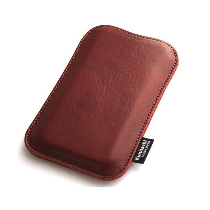 職人が作るレザースリーブ スペシャルエディション ルーズフィット iPhone 6s/6 ブラウン