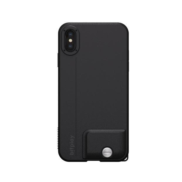 iPhone XS ケース SNAP! CASE 背面ケース ブラック iPhone XS_0
