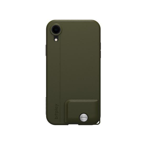 iPhone XR ケース SNAP! CASE 背面ケース グリーン iPhone XR_0