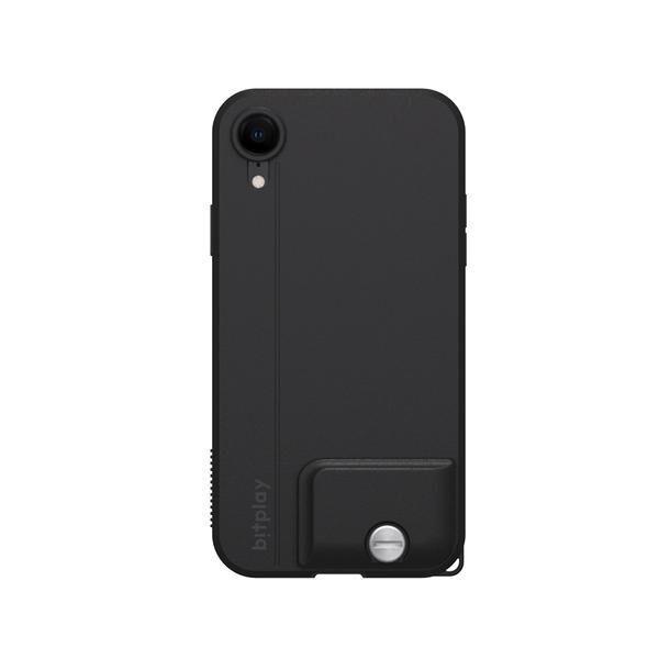 iPhone XR ケース SNAP! CASE 背面ケース ブラック iPhone XR_0