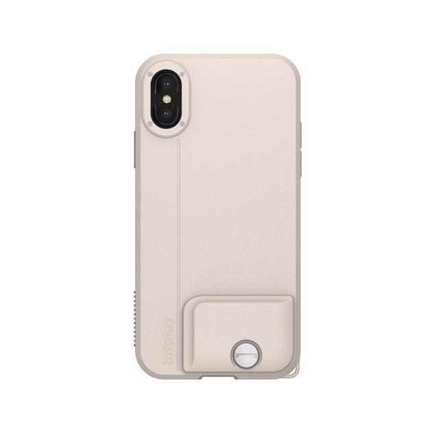 iPhone XS Max ケース SNAP! CASE 背面ケース カーキホワイト iPhone XS Max_0