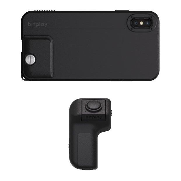 iPhone XS ケース SNAP! Case & Grip Professional Set ケース/グリップセット for iPhone XS_0