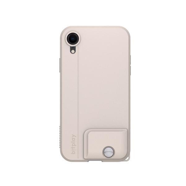 iPhone XR ケース SNAP! CASE 背面ケース カーキホワイト iPhone XR_0