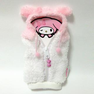 マイメロディ パーカーポーチ ピンク iPhone Android